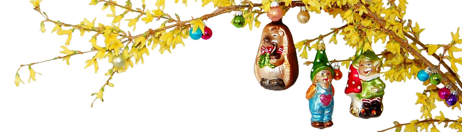 Ostern, Hase und Igel, Weihnachtselfen
