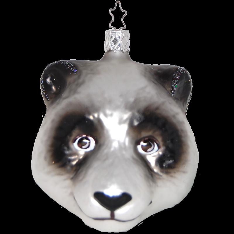 Panda Inge-Glas® Weihnachtsschmuck