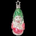 Clown 9,5cm Inge-Glas® Manufaktur Nostalgie Christbaumschmuck