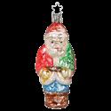 Knecht Ruprecht 11,5cm Inge-Glas® Manufaktur Nostalgie Christbaumschmuck