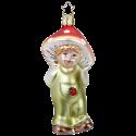 Waldmännchen 11,5cm Zauberwald Weihnachtsschmuck Inge-Glas®