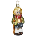 Wanderbursche Wanderslust 11cm Weihnachtsschmuck von Inge-Glas®