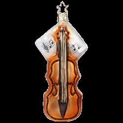 Violine 13,5cm Weihnachtsträume Weihnachtsschmuck von Inge-Glas®