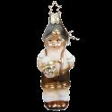 Sepp bayerische Weihnacht 11,5cm Inge-Glas® Weihnachtsschmuck