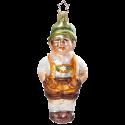 Franz bayerische Weihnacht 12,5cm Inge-Glas® Weihnachtsschmuck