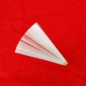 Glasfaserschwanz für Vögel Christbaumschmuck