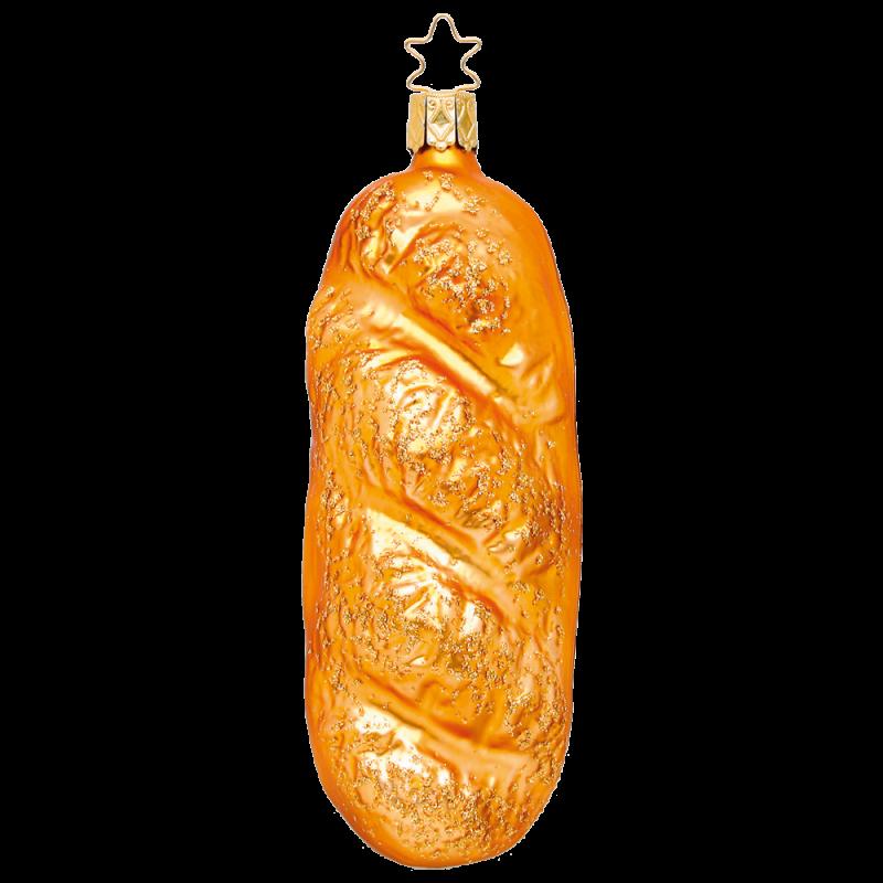 Baguette 12,5cm Inge-Glas® Manufaktur Köstlichkeiten Weihnachtsschmuck