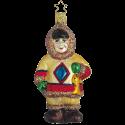 Eskimo 14cm Old Christmas Inge-Glas Weihnachtsschmuck
