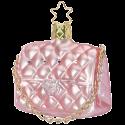 Clutch Hello Beauty Täschchen 6cm Inge-Glas® Weihnachtsschmuck
