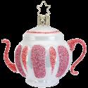 verrückte Teekanne 7cm crazy tea party Inge-Glas®Schmuck