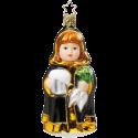 Münchner Kindl Bayerische Weihnacht schönes Bayern Inge-Glas® Manufaktur Glasschmuck