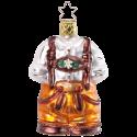 Festtracht Wies'n Gaudi 8cm Inge-Glas® Weihnachtsschmuck