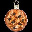 Schoko-Keks 7,5cm Inge-Glas® Köstlichkeiten Weihnachtsschmuck