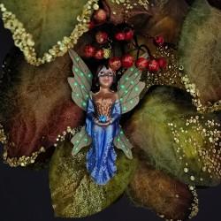 Odania Fee aus der Anderswelt 15cm Inge-Glas®Schmuck