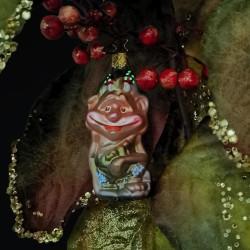 Harag Gnom aus der Anderswelt 10cm Inge-Glas®Schmuck Gnome und Feen