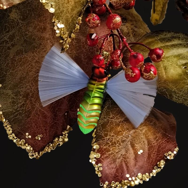 Valeriana Fee aus der Anderswelt 15cm Inge-Glas®Schmuck
