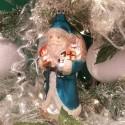 Thüringer Santa 14cm mix vivid Schatzhauser Thüringer Glas und Weihnachtsschmuck