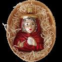 Maria Magdalena 8,5cm Inge-Glas® Manufaktur Glasschmuck