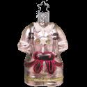 Lederhose Festtracht bayrische Weihnacht 7,5cm Inge-Glas® Weihnachtsschmuck