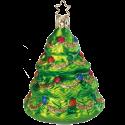 Festlicher Baum 9cm Glas- und Christbaumschmuck Inge-Glas