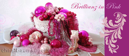 Brillianz in pink