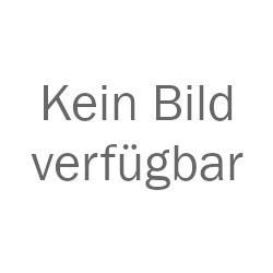 Christbaumspitze weiß porzellanweiß Ø 6cm, 27cm Inge-Glas Schmuck Christbaumschmuck